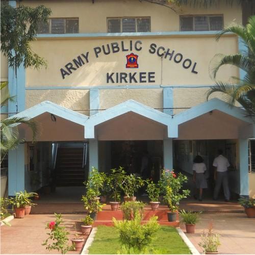 Army School Klrkee Pune